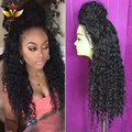 "26"" Women's Synthetic Wig Afro Kinky Curly Synthetic Wig Cheap African American Synthetic Wigs For Black Women With Baby Hair 6a"