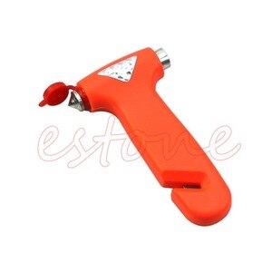 Image 5 - 1 шт. лобовое стекло молоток для автомобиля Аварийный ремень безопасности режущий инструмент