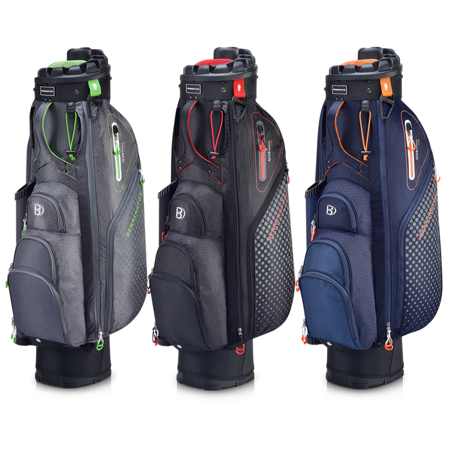 2017 NEW Bennington Golf bag Men's Cart bag A Specialist of Golf Clubs Protection Water repellent material  EMS Free shipping pgm vs golf standard ball package bag87 23 46cm men golf plaid club bag women ball environmental pu cart bag can hold 13 clubs