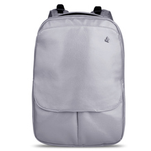 купить Cai Fashion Laptop Book Backpack Student Unisex Business Backpack Men Travel PU Backpack Waterproof School Bag Male Female дешево