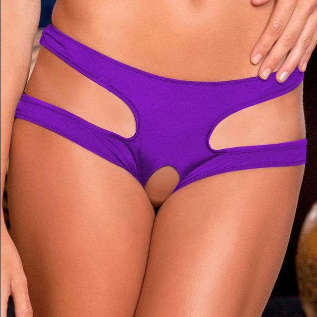 size M-6XL 2015 sexy panties vibrating panties erotic briefs hole pants  deadpool costume plus size shorts for women 414