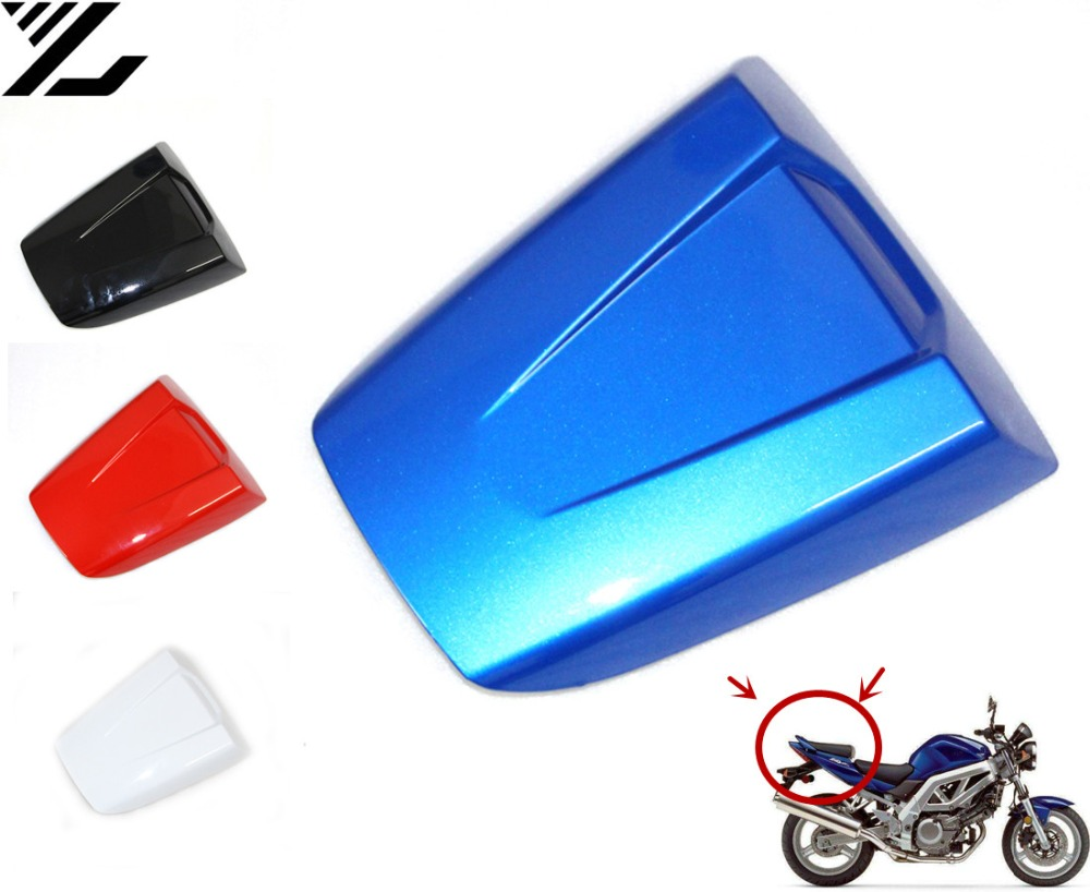 Motorcycle Rear Tail Section Seat Cowl Cover For <font><b>Suzuki</b></font> SV650/S <font><b>SV1000</b></font>/S 2003-2012 <font><b>Fairing</b></font> Rear Seat Cover Cowl image