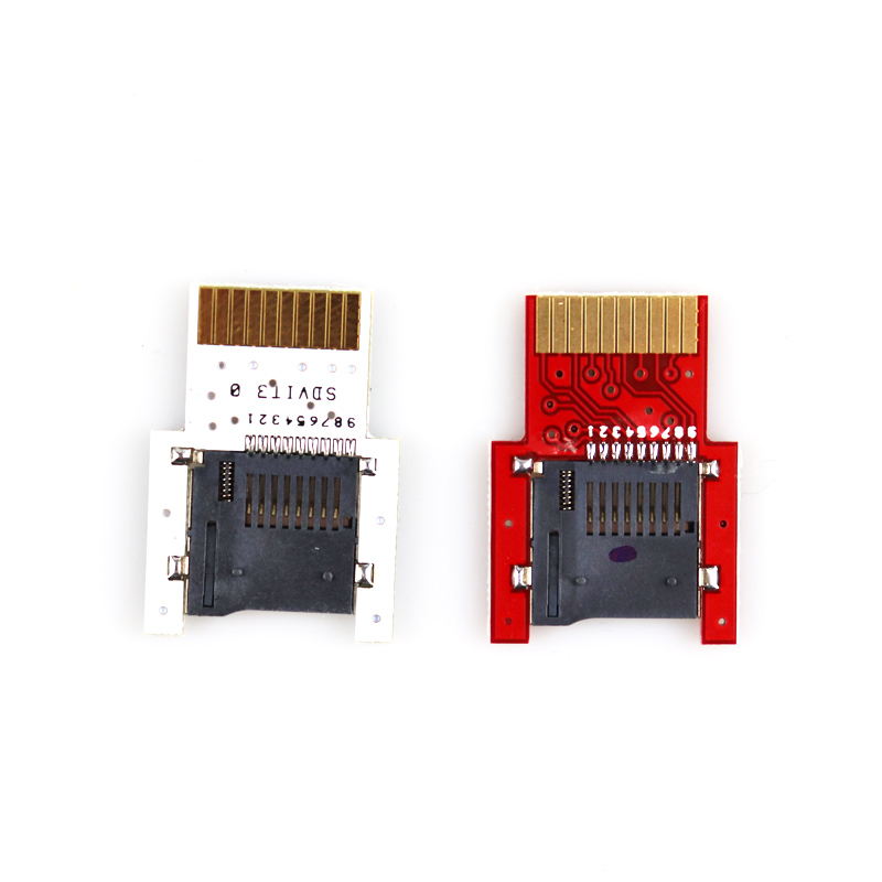 1pcs Game card to micro SD/TF adapter SD2Vita For PSVita card adapter for PS Vita 1000 2000 SD2VITA PSVSD Henkaku
