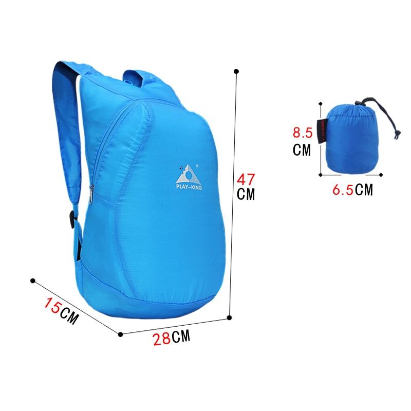 foldable backpack best sale 4