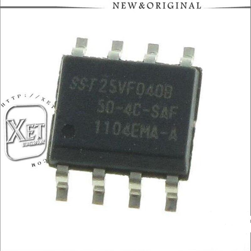 SST25VF064C-80-4I-S3AE FLASH Memory IC 64Mb (8M x 8) SPI - Dual I/O 80MHz 8-SOIC