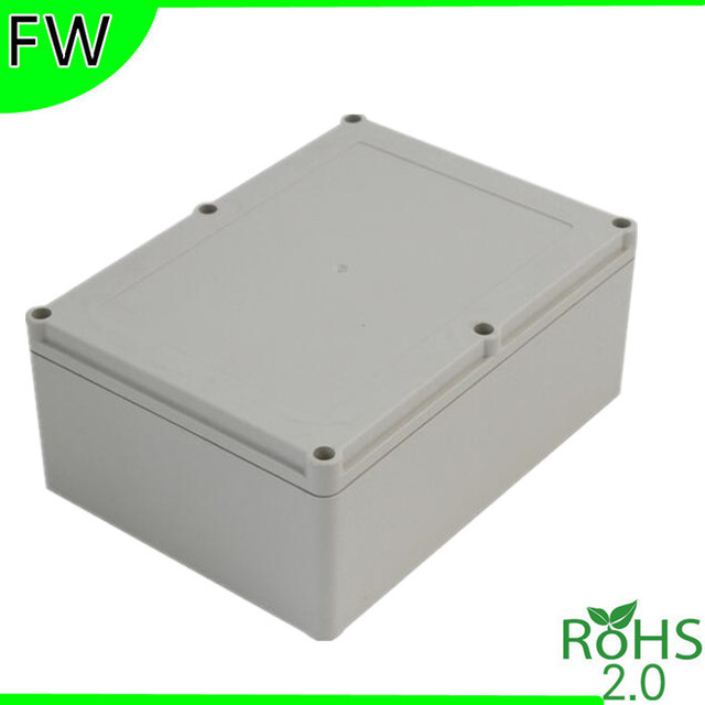 Swell Us 6 72 Plastic Instrument Case Waterproof Junction Box Smart Tv Box Enclosure Micro Sd Card Case Holder 210 155 87Mm In Wiring Harness From Home Wiring Digital Resources Lavecompassionincorg