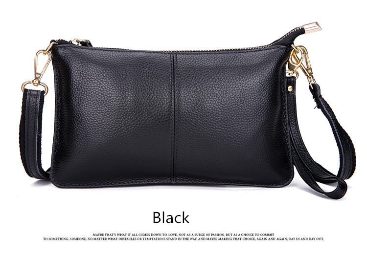 HTB1pBJXeWmgSKJjSsphq6Ay1VXaf - Women Genuine Leather Day Clutches Candy Color Bags Women's Fashion Crossbody Bags Small Clutch Bags