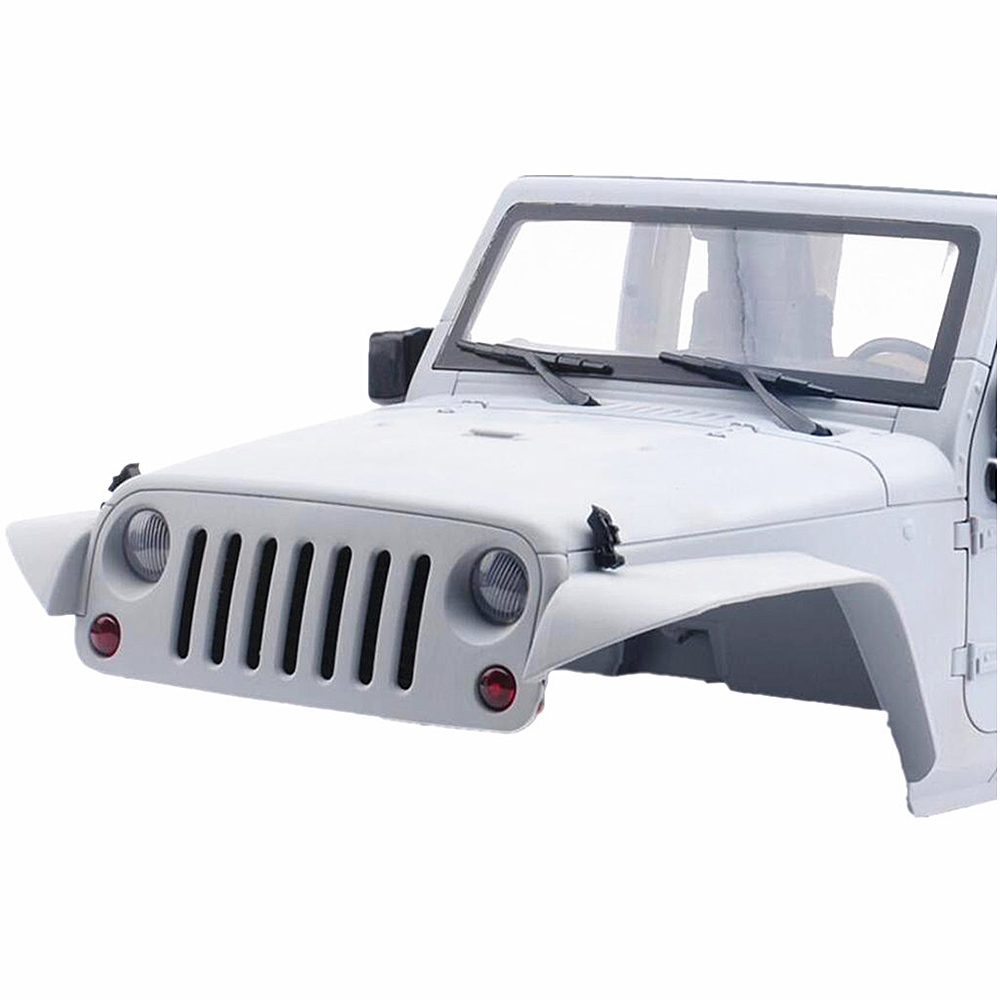 1 10 Jeep Body Shell For Scx10 313mm