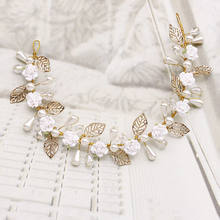 19 Styles Fashion Crystal Bridal Crown Tiaras Light Gold Diadem Tiaras for Women Bride Wedding Hair Jewelry Accessories Gift(China)