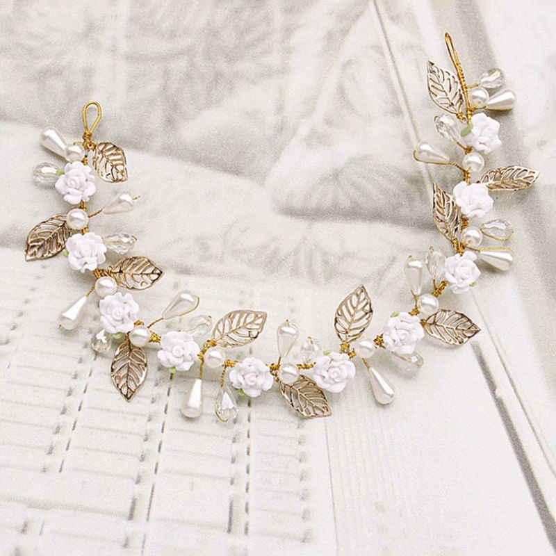 Tiaras DE CORONA DE NOVIA de cristal de moda de muchos estilos, Tiaras de diadema de oro claro para mujer, accesorios de joyas para el pelo para novia y boda, regalo