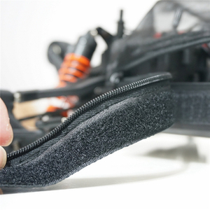 Image 5 - Wodoodporna pokrywa ochronna nylonowa osłona przeciwpyłowa do samochodu 1/10 TEAM MAGIC TM E5HX i E5 RC