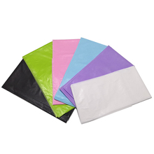 137*183cm Multicolor Waterproof Tablecloth Plastic Disposable Tablecovers Oilproof Table Cloth Party Catering Events Tableware