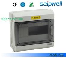 2014 New Hot Sale Best PC IP67 Waterproof Distribution Box High Quality GDB-08 200*219*100mm
