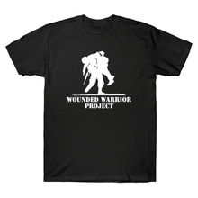 Wounded Warrior Project Graphic Men's T-Shirt