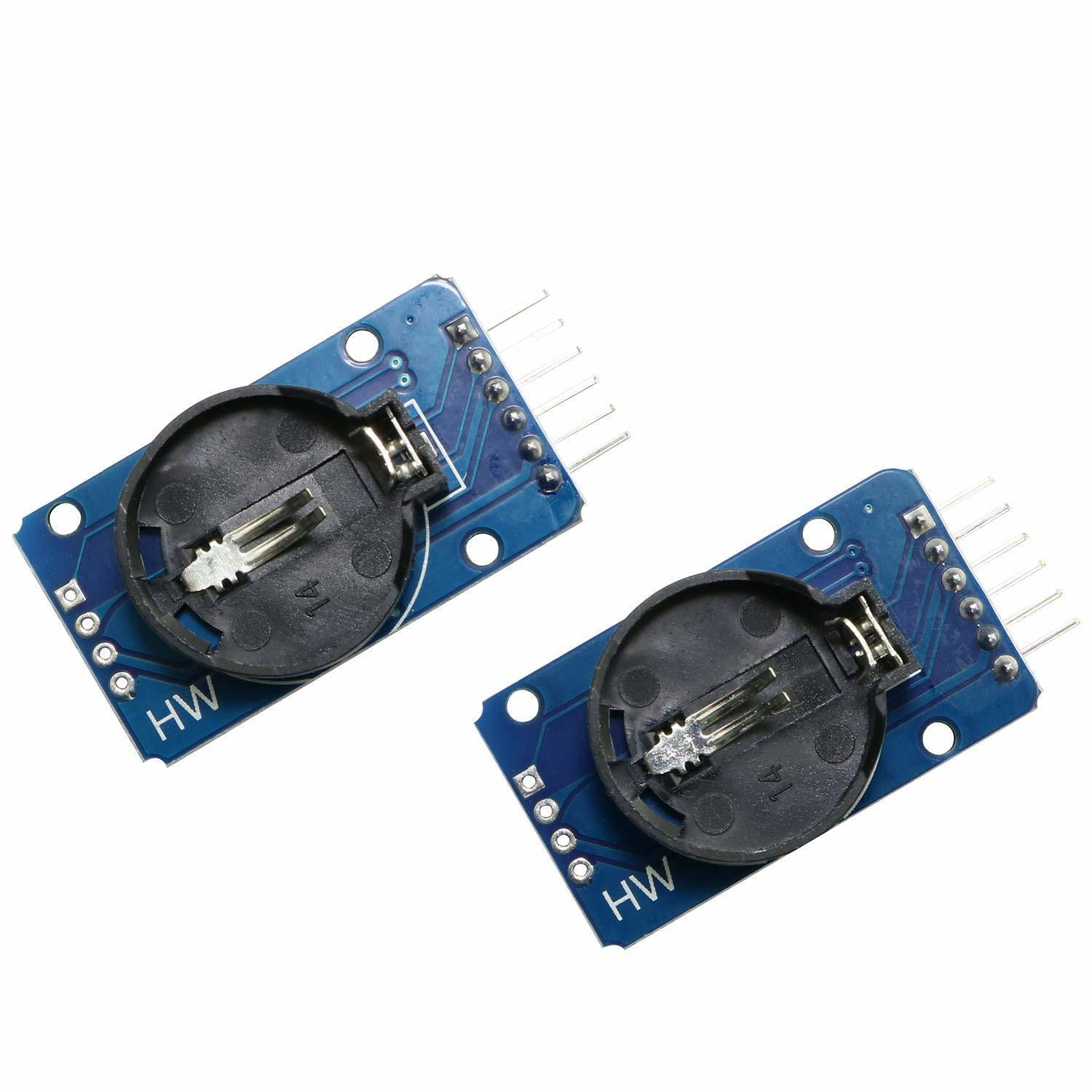 RTC DS3231 AT24C32 Memory Real Time Clock IIC Modul für Arduino CR2032 Batterie