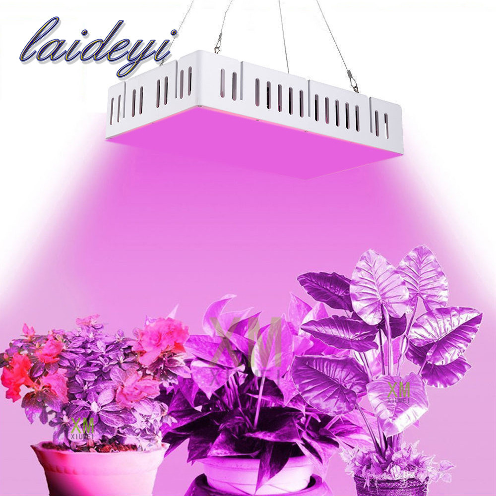 LED Plant Grow Light 300W Full Spectrum Led Grow Light Red Blue LED Beads For Hydroponics and Indoor Plants Vegetables Flowers led grow light lamp for plants agriculture aquarium garden horticulture and hydroponics grow bloom 120w 85 265v high power