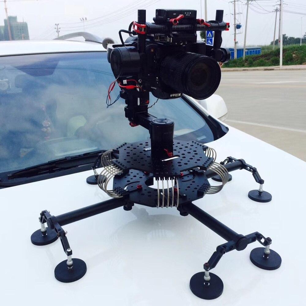 Car Suction Cup Sucker Camera Vibration Dampener Isolator For DJI Gimbal Stabilizer Including RONIN,RONIN M,RONIN MX