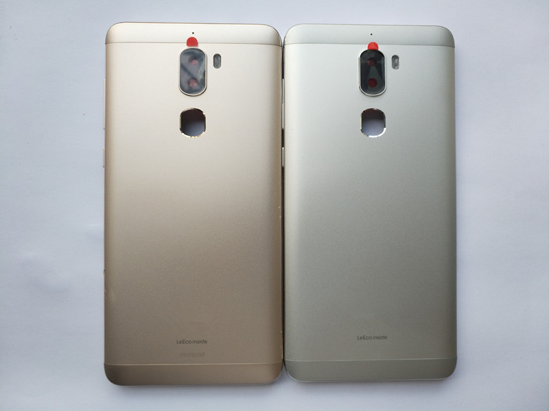 Neue Doppel Kamera Batteriefach Back Cover Gehäuse Case Für Letv Kühle 1 Dual Coolpad Kühle 1 Mit Power Volumen tasten