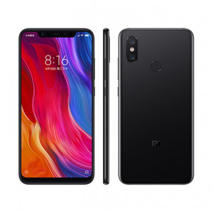 "Image 2 - Global Version Xiaomi Mi8 Mi 8 6GB RAM 64GB ROM Snapdragon 845 Octa Core 6.21"" 2248x1080 12MP Dual Rear Camera NFC Infrared"