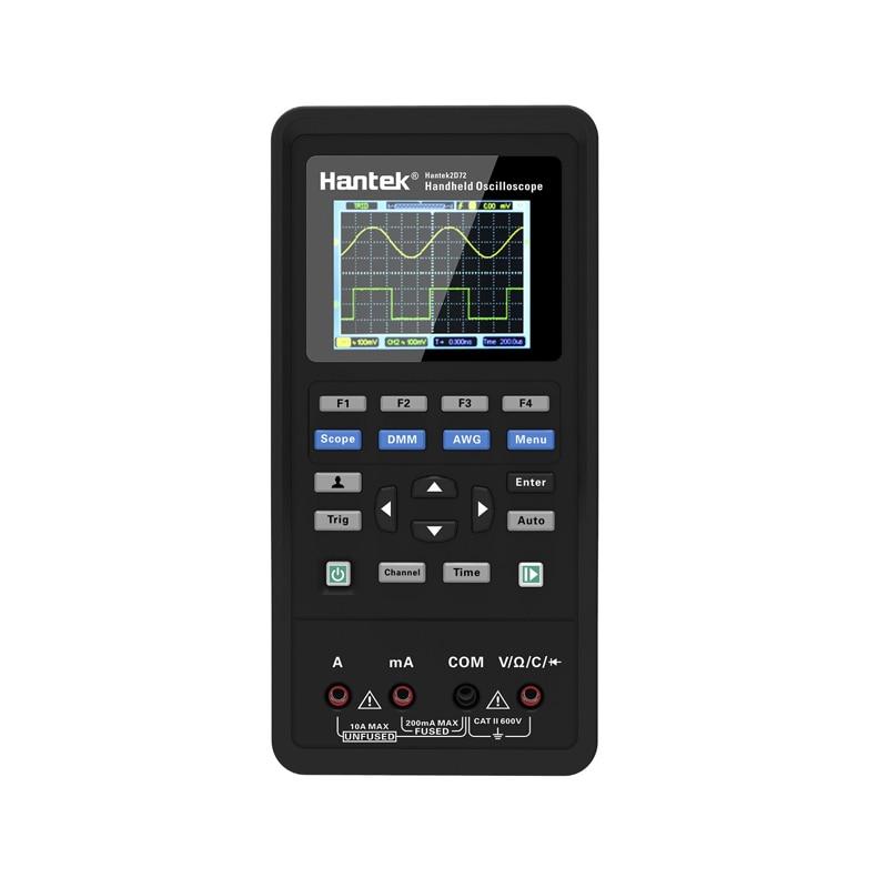 Hantek 3 in 1 Digital Oscilloscope font b Signal b font Waveform Generator Multimeter 2D72 2