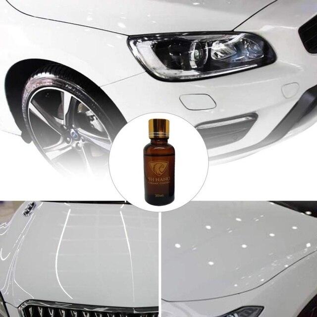 2019 New Liquid Car Glass 9H Nano Hydrophobic Ceramic Coating Car Polish Anti-scratch Auto