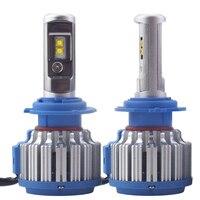 T1 автомобиля декодирования светодио дный фар модификации 9005 H1 H3 H7 H8 H9 H11 Выделите лампочки z90