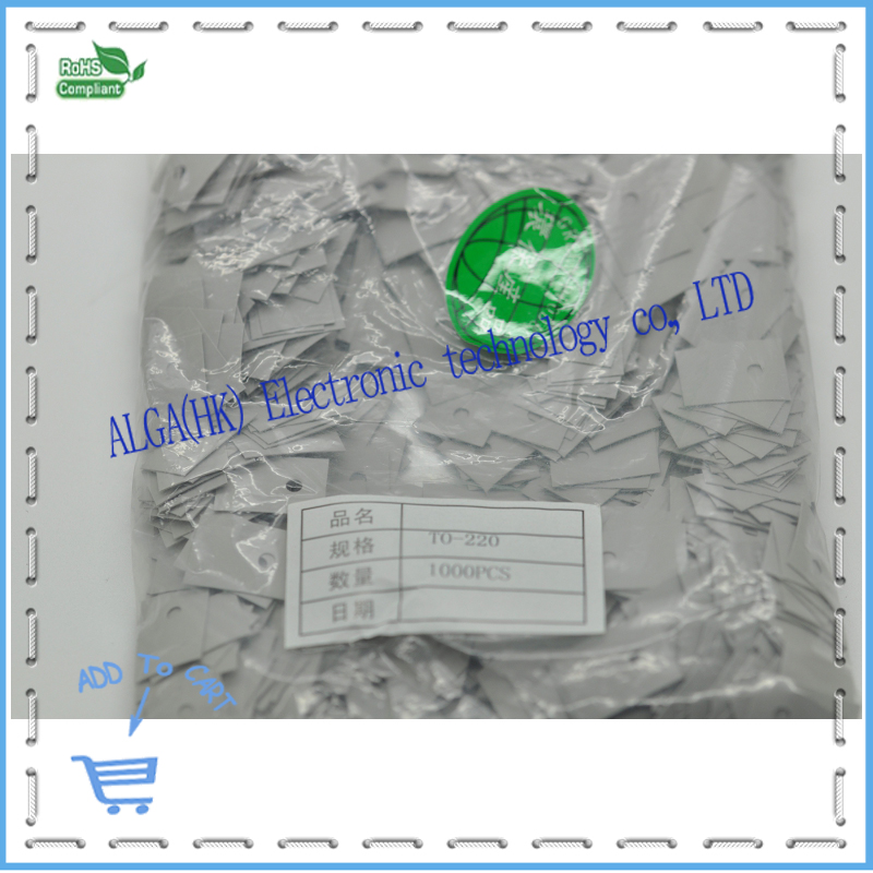 TO220 insulation gasket 1 insulation silicon film TO-220 (1000pcs/bag ) and free shipping. creeper oxford aluminum film lunch picnic insulation bag pink white