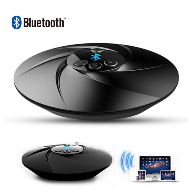 3.5mm Bluetooth Wireless Music Adaptador Del Receptor de Audio Estéreo de ALTA FIDELIDAD Estéreo de Música Radio FM TF tarjeta Adaptador para TV Mp3 PC