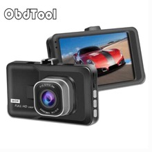 "On sale 2017 Car DVR Camera Dash Camera Car Camcorder 3.0"" Screen Dual cam video recorder"
