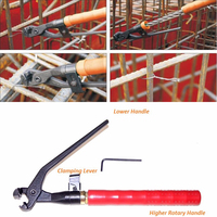Hot Sale Rebar Tier Tool For 0 8 1 1 2 1 5 Soft Wire Manual