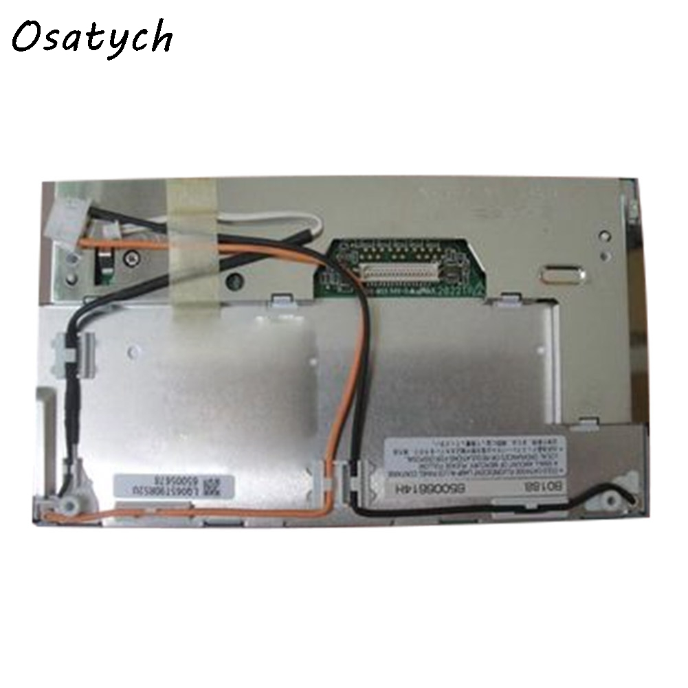 Used Original 6.5 Inch LQ065T9DR52U LCD Display 400*240 for BMW E60 5 Series GPS Navigation used original lq6an101 5 6 inch lcd display panel 320 234 free delivery