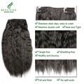 African American Clip In Human Hair Extension Malaysian Virgin Hair Clip Ins Soft Beau Diva Malaysian Hair Clip In Extensions