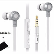a9b69cab08c Original FQ002 bass earphone stereo hifi music headset with microphone for  iPhone 6 Xiaomi samsung huawei