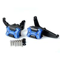 Motorcycle accessories Frame Crash Pads Engine Case Sliders Protector CNC For Honda CBR600RR CBR 600 RR 600RR 2007 2008 2008
