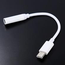 USB 3.1 Тип c адаптер для 3.5 мм наушники гарнитура кабель аудио адаптер конвертер кабель для LeTV LeEco LE2/ le 2 Pro/Le Max 2