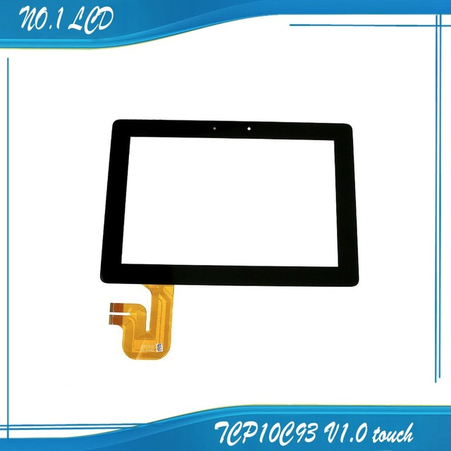 Black TF201 TCP10C93 V1.0 For ASUS Eee Pad Transformer Prime TF201 touch screen digitizer touch panel tablet touch screen