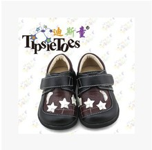 TipsieToes Brand High Quality Star Sheepskin Leather Kids Children Sneakers Shoes For Boys And Girls 2016