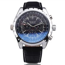 Coated Glass Hour Watch