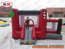 Indoor or outdoor red color inflatable mini bouncer for festive and family supplies inflatable mini bouncer house