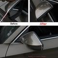 1 шт. DIY Новый ABS Chrome стайлинга автомобилей многоцелевой тела отделка изюминкой бар чехол Для SKODA Superb 2015-16 Части Авто аксессуары