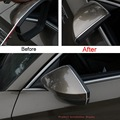 1 pcs DIY New ABS Chrome car styling multipurpose body trim highlight bar cover For SKODA Superb 2015-16 Part Auto Accessories