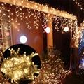 10M 100LED Warm White String Fairy Lights Party Christmas Decor Outdoor Indoor
