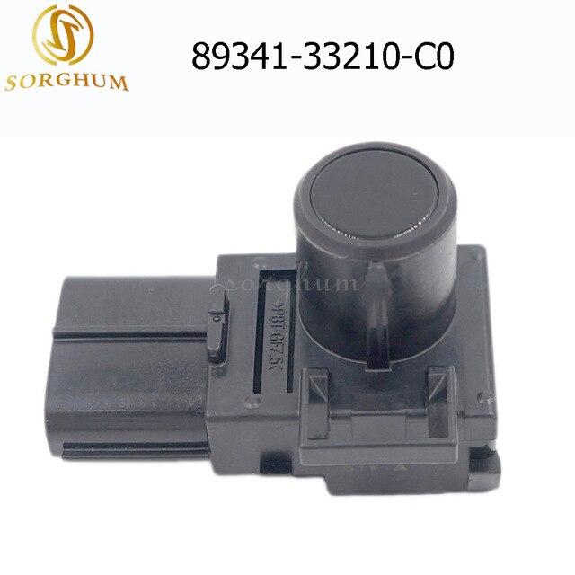 PDC Backup Parking Sensor For Toyota 2012-2015 Camry Land Cruiser 89341-33210-C0 Black