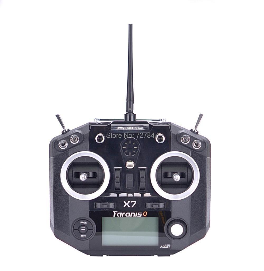 FrSky ACCST Taranis Q X7 QX7 2.4 ghz 16CH Zender Met/O Ontvanger Modus 2-in Onderdelen & accessoires van Speelgoed & Hobbies op  Groep 1