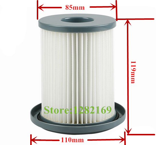 1x Replacement Hepa Filter Vacuum Cleaner Filters for FC8732 FC8734 FC8736 FC8738 FC8740 FC8748 FC8720 FC8724 etc.!