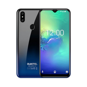 Image 5 - OUKITEL C15 Pro+ 3GB 32GB Android 9.0 MT6761 Mobile Phone Waterdrop Screen Smartphone 4G LTE  2.4G/5G WiFi Fingerprint Face ID