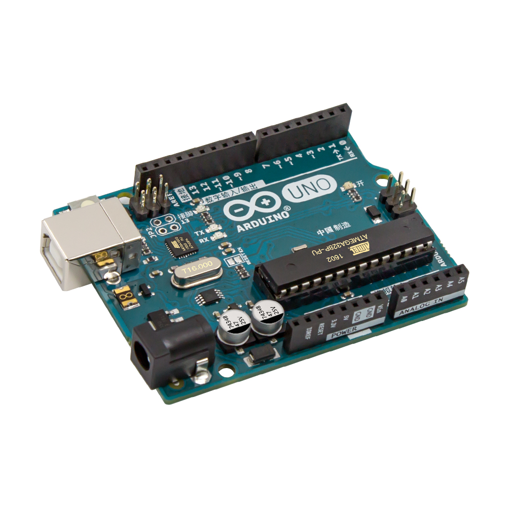 Arduino UNO R3 Officiel Véritable Chinois Version