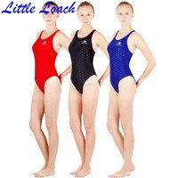 Hot Professional Swimwear Women Sportwear Bodysuit Athletic Swimsuit Girl Swim Competition Solid Training Swimwear Size XXS