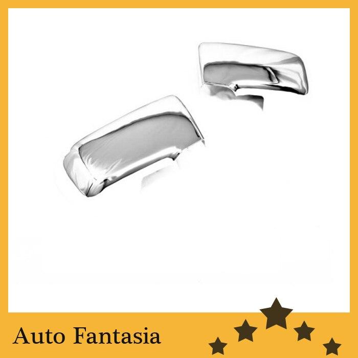 Couvercle de miroir latéral chromé pour Honda CRV 96-01