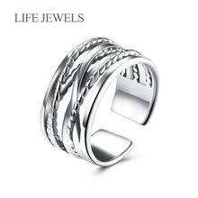 Женское кольцо из стерлингового серебра 925 пробы роскошное
